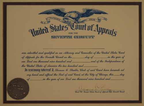 US Seventh Circuit Court of Appeals